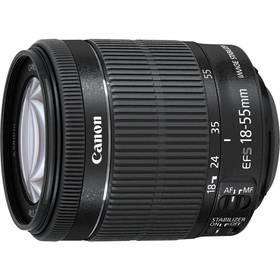 Canon EF-S 18-55mm IS STM (8114B005) + Doprava zdarma