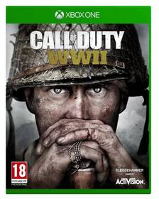 Activision Xbox One Call of Duty: WWII (CEX308521)
