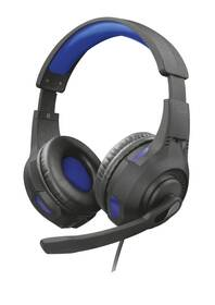Headset Trust GXT 307B Ravu Gaming pro PC/PS4 (23250) modrý