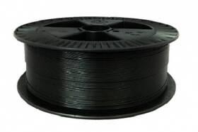 Tlačová struna (filament) Plasty Mladeč 1,75 PETG, 2 kg (F175PETG_BK_2KG) čierna
