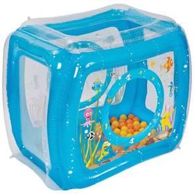 Ludi Moře s míčky nafukovací 50 ks modrý