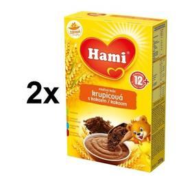 Hami krupicová s kakaem, 225g x 2ks