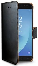 Celly Wally pro Samsung Galaxy J5 (2017) (WALLY665) černé