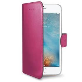 Celly Wally pro Apple iPhone 7/8 (WALLY800PK) růžová barva