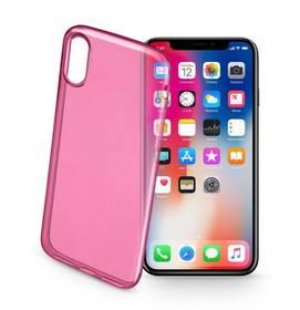 CellularLine pro Apple iPhone X/Xs (444992) růžový