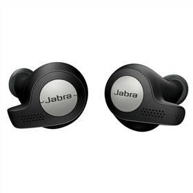 Slúchadlá Jabra Elite 65t Active (100-99010002-60) čierna/strieborná