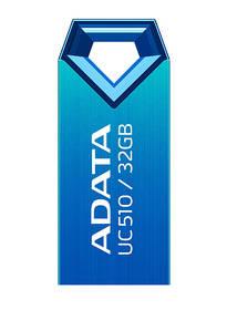 A-Data UC510 32GB (AUC510-32G-RBL) modrý/kovový