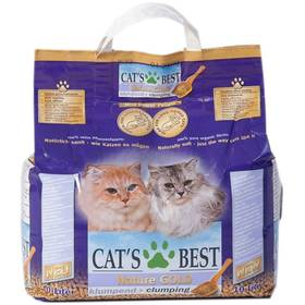 Mačkolit JRS Cats Best Nature Gold 10l
