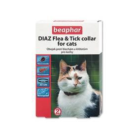 Obojok Beaphar DIAZ antiparazitní pro kočky 35 cm