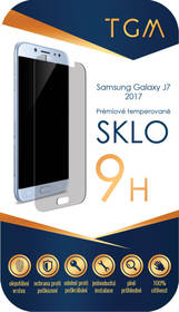 TGM pro Samsung Galaxy J7 (2017) (TGM-SM-J72017) průhledné
