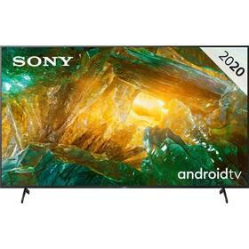 Sony KD-65XH8096 černá