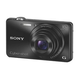 Sony Cyber-shot DSC-WX220 černý + Doprava zdarma