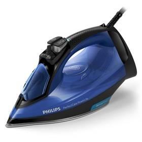 Philips PerfectCare PowerLife GC3920/20 modrá Žehlicí prkno Vileda Viva Express Basic (zdarma) + Doprava zdarma