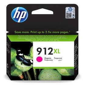 HP 912XL, 825 stran (3YL82AE) červená