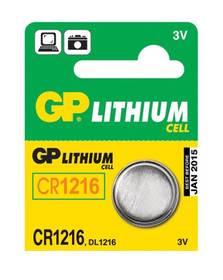GP CR1216, blistr 1ks