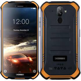 Doogee S40 16 GB (DGE000420) oranžový (vrácené zboží 8800515467)