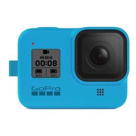 GoPro Sleeve + Lanyard (HERO8 Black) - modrý