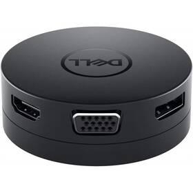 Dell USB-C/HDMI, VGA, DisplayPort, RJ45, USB (492-BCJL) černá