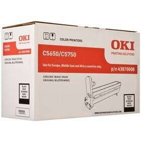 OKI C5650/5750, 20000 stran (43870008) černý