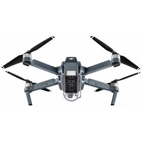DJI Mavic Pro Fly More Combo, 4K Full HD kamera (DJIM0250C) sivý