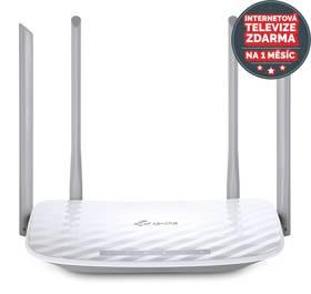 TP-Link Archer C50 V3 + IP TV na 1 měsíc ZDARMA (Archer C50 V3) bílý