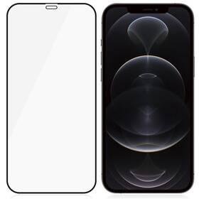 PanzerGlass Edge-to-Edge Antibacterial na Apple iPhone 12/12 Pro (2711) černé