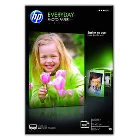 HP Glossy Photo 10x15, 200g, 100 listů (CR757A)