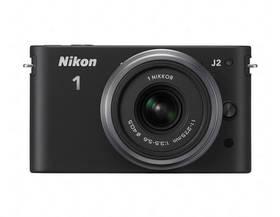 Digitální fotoaparát Nikon 1 J2 + 11-27.5MM černý