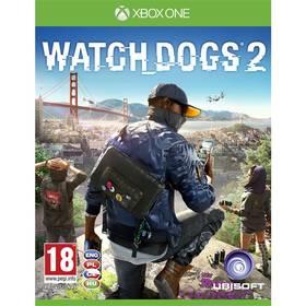 Ubisoft Xbox One Watch Dogs 2 Předobjednávka 15.11. 2016 (USX384103) + Doprava zdarma