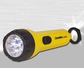 Camelion FL-6L2D2R20P, 6x LED (397596) žltá