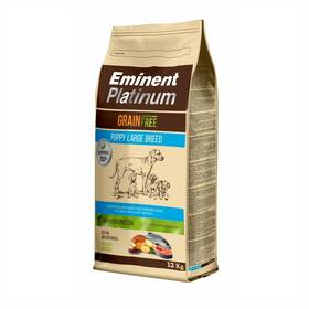 Eminent Platinum Puppy Large Breed 31/15 Grain Free 12kg