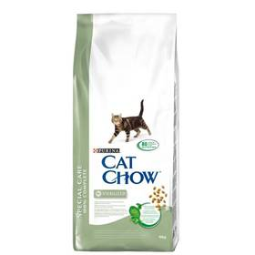 Purina Cat Chow Special Care Sterilized 15 kg + Doprava zdarma