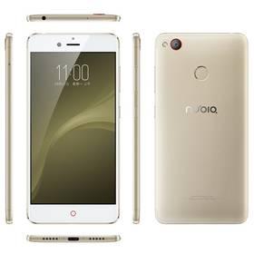 Nubia Z11 miniS DualSIM - Moon Gold (6902176900181) zlatý Software F-Secure SAFE 6 měsíců pro 3 zařízení (zdarma)SIM s kreditem T-Mobile 200Kč Twist Online Internet (zdarma) + Doprava zdarma