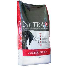 Nutra Plus JUNIOR PUPPY 12 kg