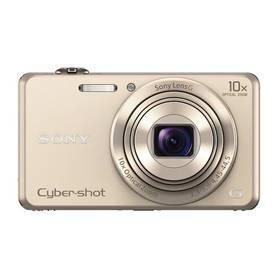 Sony Cyber-shot DSC-WX220 zlatý + Doprava zdarma