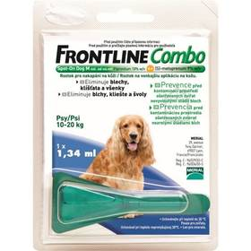 Frontline Combo Spot - on Dog M  1 x 1,34 ml (pes 10 - 20kg)