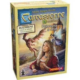 Mindok Carcassonne - rozšíření 3 (Princezna a drak)
