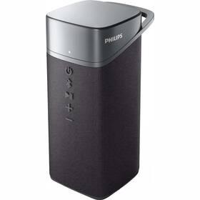 Prenosný reproduktor Philips TAS3505 čierny/sivý