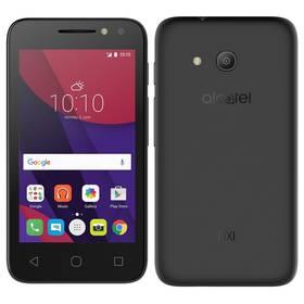 ALCATEL PIXI 4 (4) 4034D (4034D-2AALE11) černý + Voucher na skin Skinzone pro Mobil CZ v hodnotě 399 Kč jako dárek + Doprava zdarma