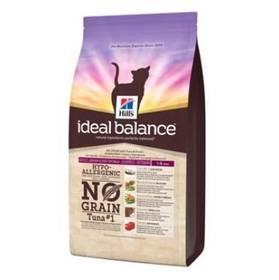 Hill's Ideal Balance Feline Adult NoGrain Tuna&Potato 2kg + Doprava zdarma