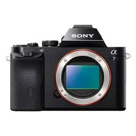 Sony Alpha A7, tělo černý + Doprava zdarma