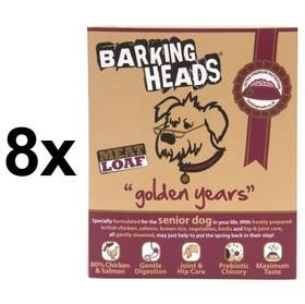 Barking Heads Golden Years 8 x 400g