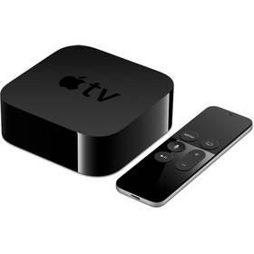 Apple TV (4th generation) 32GB (mr912cs/a) černý + Doprava zdarma