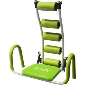 Posilovač břišních svalů Lifefit AB EFFECT, zelený