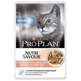 Purina Pro Plan CAT HOUSECAT Losos 85g + Doprava zdarma