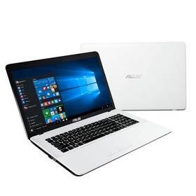 Asus X751LJ-TY033T (X751LJ-TY033T) bílý + Voucher na skin Skinzone pro Notebook a tablet CZ v hodnotě 399 Kč jako dárek + Software za zvýhodněnou cenu + Doprava zdarma