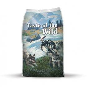 Taste of the Wild Pacific Stream Puppy 13 kg + Doprava zdarma