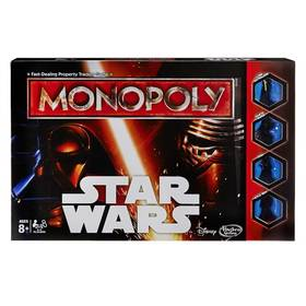 Hra Hasbro Monopoly Star Wars