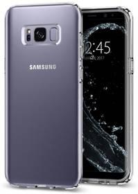 Spigen Liquid Crystal pro Samsung Galaxy S8+ (HOUSAGAS8PSPLITR) průhledný