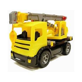 Autojeřáb LENA - žlutá
